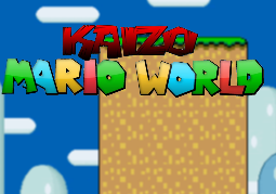Kaizo Mario World – Super Nintendo (SNES) Game