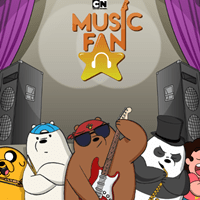 Music Fan – Cartoon Network