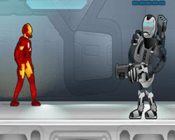 Homem de Ferro contra a rebelião das máquinas