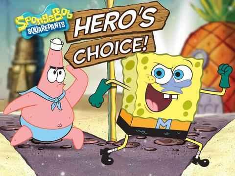 SpongeBob Hero's Choice