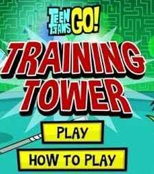 Teen Titans Go: Training Tower