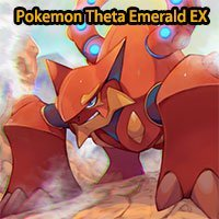 Pokemon Theta Emerald EX – Fun Online Game