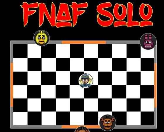 Jogo FNaF Solo – FNaF SL Online Gratis