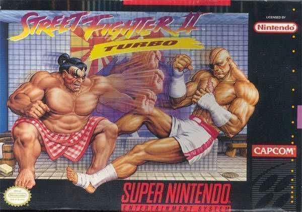 Jogar Street Fighter II Turbo – Complete ROMs