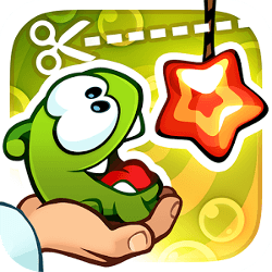 Jogo Cut The Rope Experiments online Online Gratis