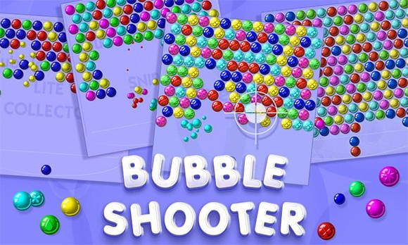 Bubble Shooter – Play the popular bubbleshooter game