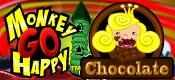 MONKEY GO HAPPY CHOCOLATE