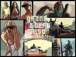 GTA Flash Story – San Andreas