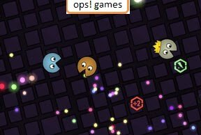 Paceman.io – PACMAN Online!