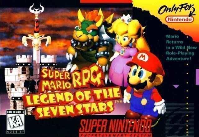 Super Mario RPG: Legend of the Seven Stars Online