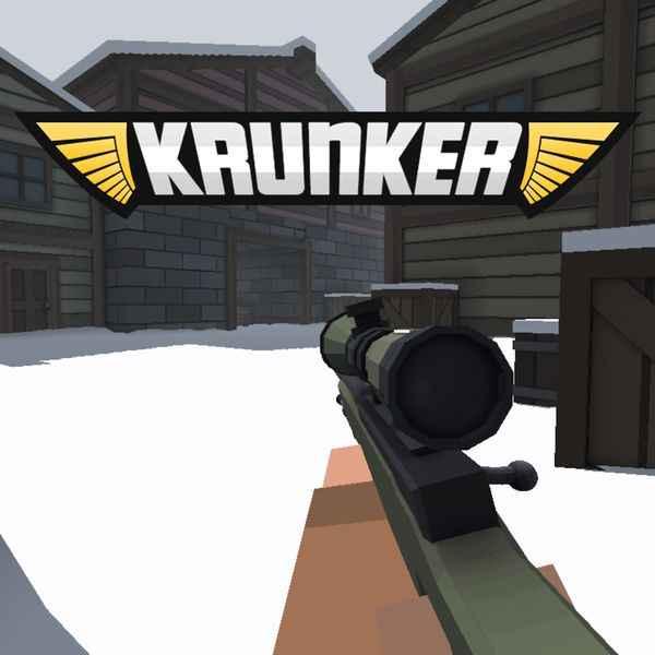 Jogo Krunker.io Online Gratis