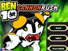 Ben10 Cannon Rush