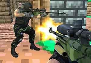 Jogo Army Force Strike: WebGL Online Gratis