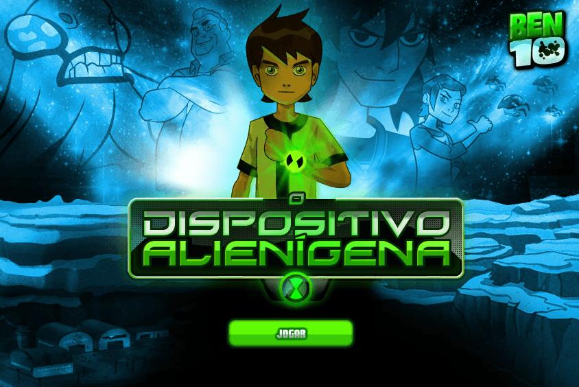 Ben 10 Dispositivo Alienígena