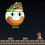 Super Mario World – Bowser Battle