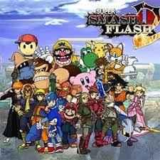 Jogo Super Smash Flash 2 – v0.9 Online Gratis