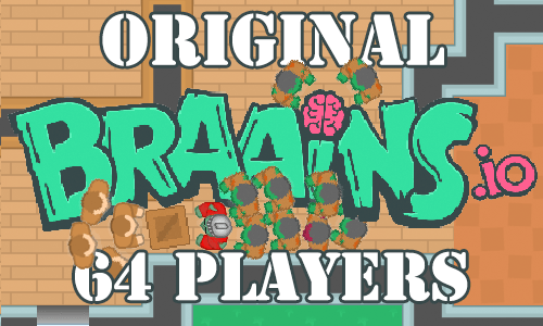 braains.io – zombie multiplayer html5 game