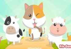 Jogo Cute Animals Coloring Book Online Gratis