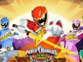 Jogo Power Rangers Dino Charge: Unleash the Power! Online Gratis