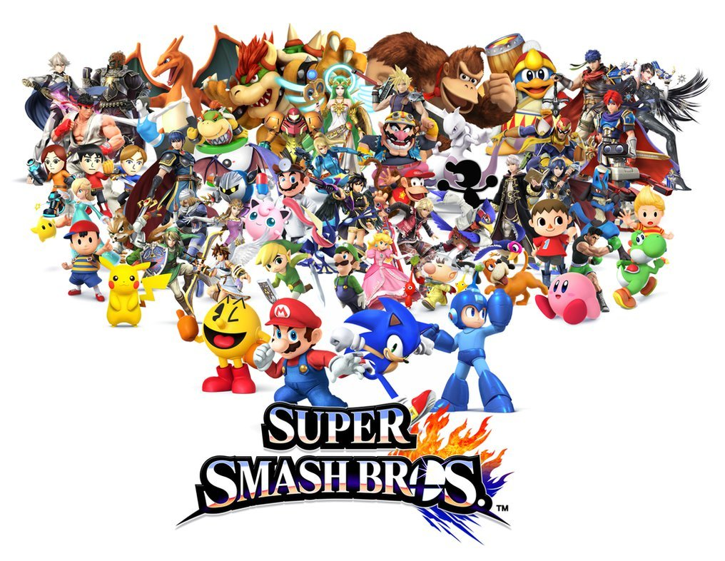 Super Smash Bros ST 5 Online Gratis