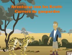 Aventuras com os Kratts: Esquilos