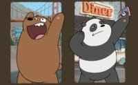 Ursos sem Curso: Ninjas Shh