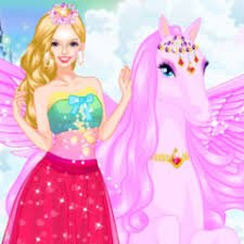 Jogo Barbie e o Pegasus Online Gratis