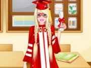 Barbie Harvard Graduates Dress Up