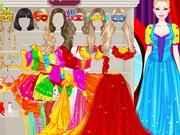 Barbie Masquerade Dress Up