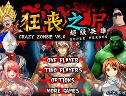Crazy Zombie 6.0 Super Heroes