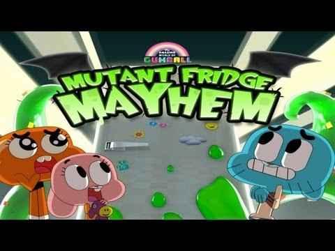 Jogo Mutant Fridge Mayhem – Gumball  no PC Online Gratis