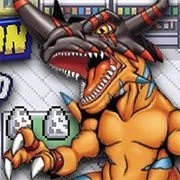 Pokemon Digimon FireRed Online