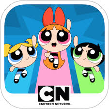 Powerpuff Girls Flipped Out Online