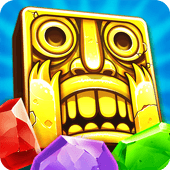 Jogo Temple Run : Treasure Hunters Online Gratis