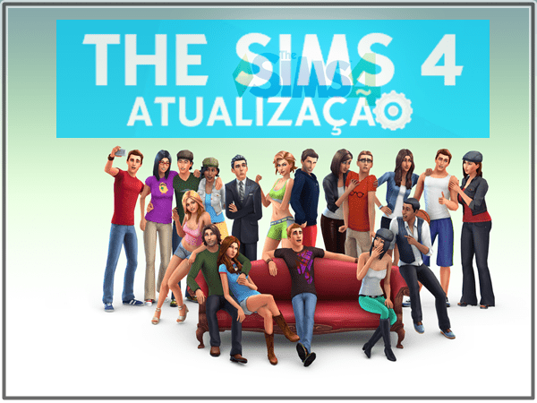 Download The Sims 4 Update/Atualização 1.46.18.1020 + Crack