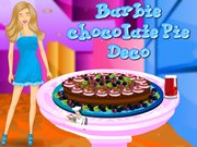 Torta de chocolate da Barbie
