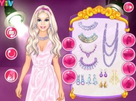 Jogo Barbie Fashion Show Stage Online Gratis