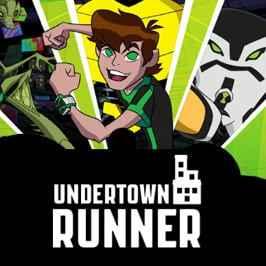 Ben 10 Omniverse Game – Undertown Runner