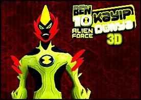 Jogo Ben 10 Alien Force: Kayip Dunya Online Gratis
