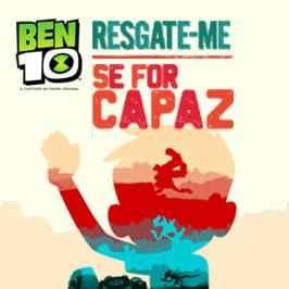Jogo Ben 10: Resgate-me Se For Capaz Online Gratis