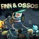 Jogo Finn & Ossos – Hora de Aventura Online Gratis