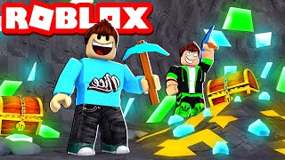 ROBLOX 2 PLAYER MINING TYCOON
