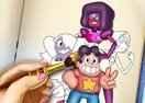 Steven Universe Coloring Book