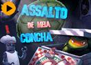 Tartarugas Ninja – Assalto de Meia Concha