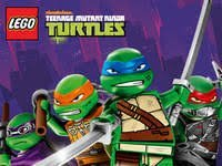 Jogo Lego TMNT: Shell Shocked – 3D Fighting Ninja Turtles Game Online Gratis