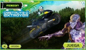 Max Steel – A Destruição de Extroyer