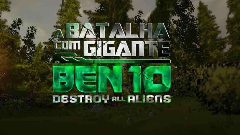 Jogos Ben 10: A Batalha com Gigante