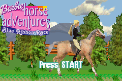 Barbie Horse Adventures – Blue Ribbon Race Online