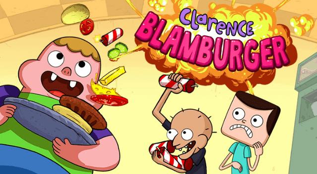 CLARENCE: BLAMBURGER Online –  Grátis no Poki!