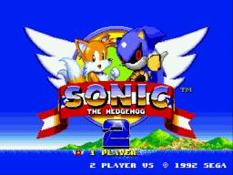 Metal Sonic in Sonic 2 (Beta)